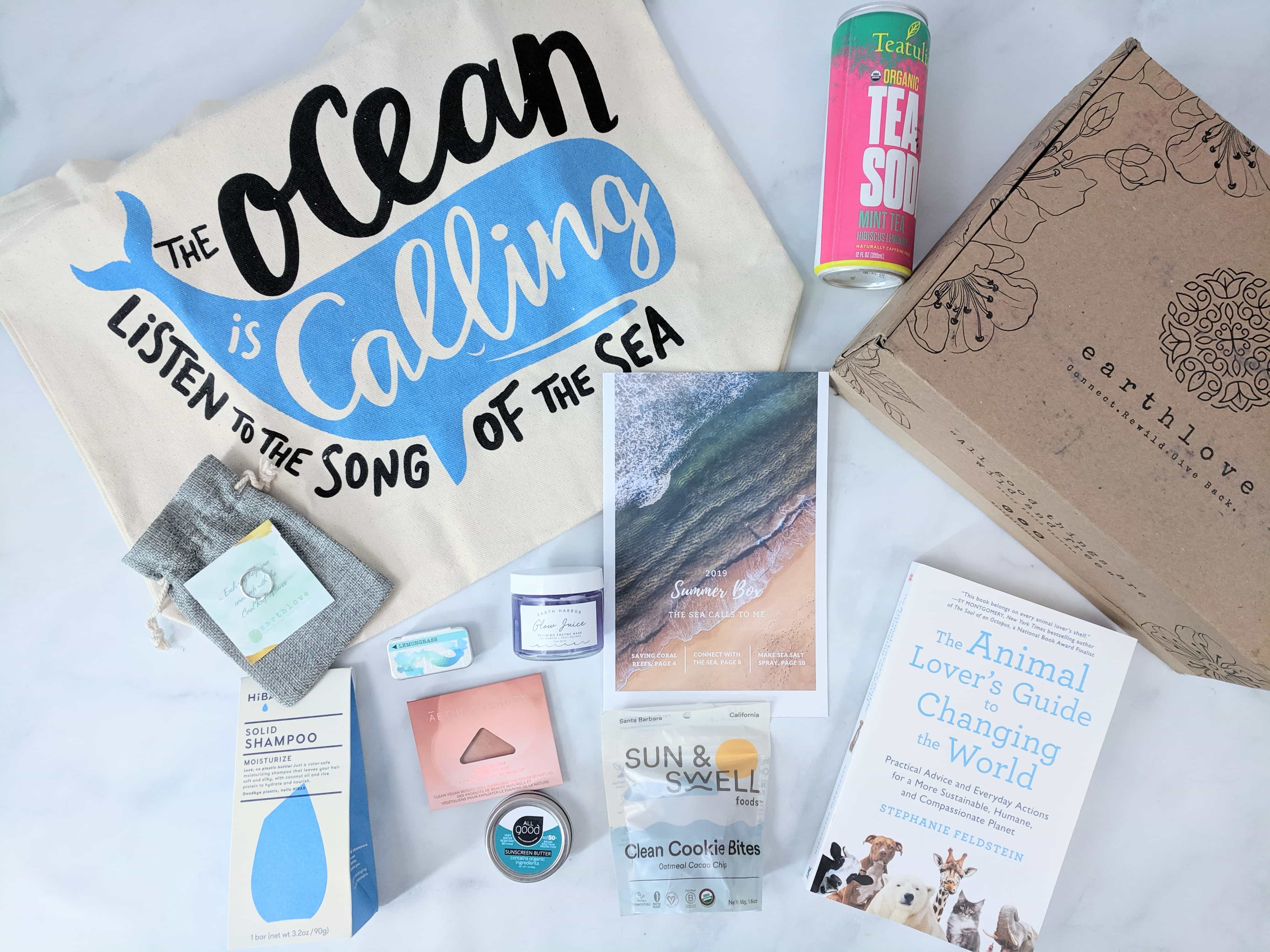 Earthlove Subscription Box Review + Coupon – Summer 2019