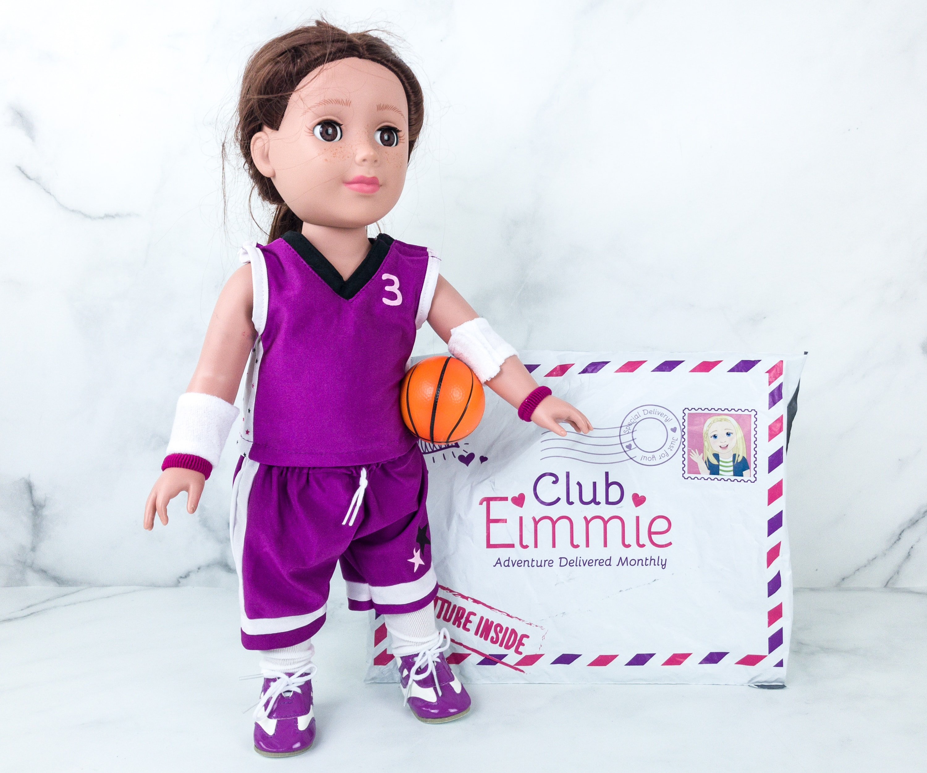 Club Eimmie July 2019 Subscription Box Review