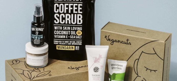Vegancuts Beauty Box May 2020 Spoilers + Coupon!