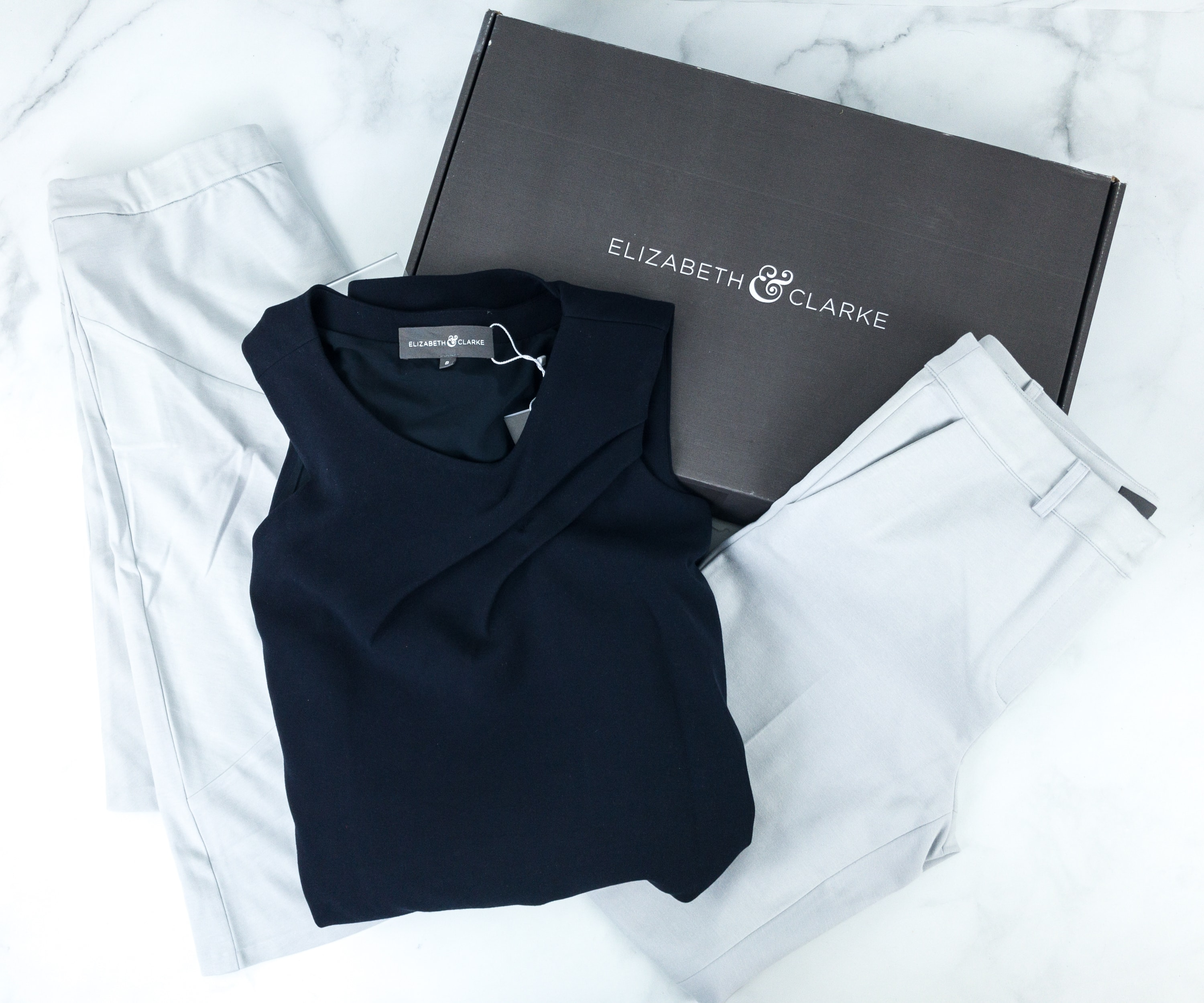 Elizabeth & Clarke Suit Separates Summer 2019 Review + Coupon!