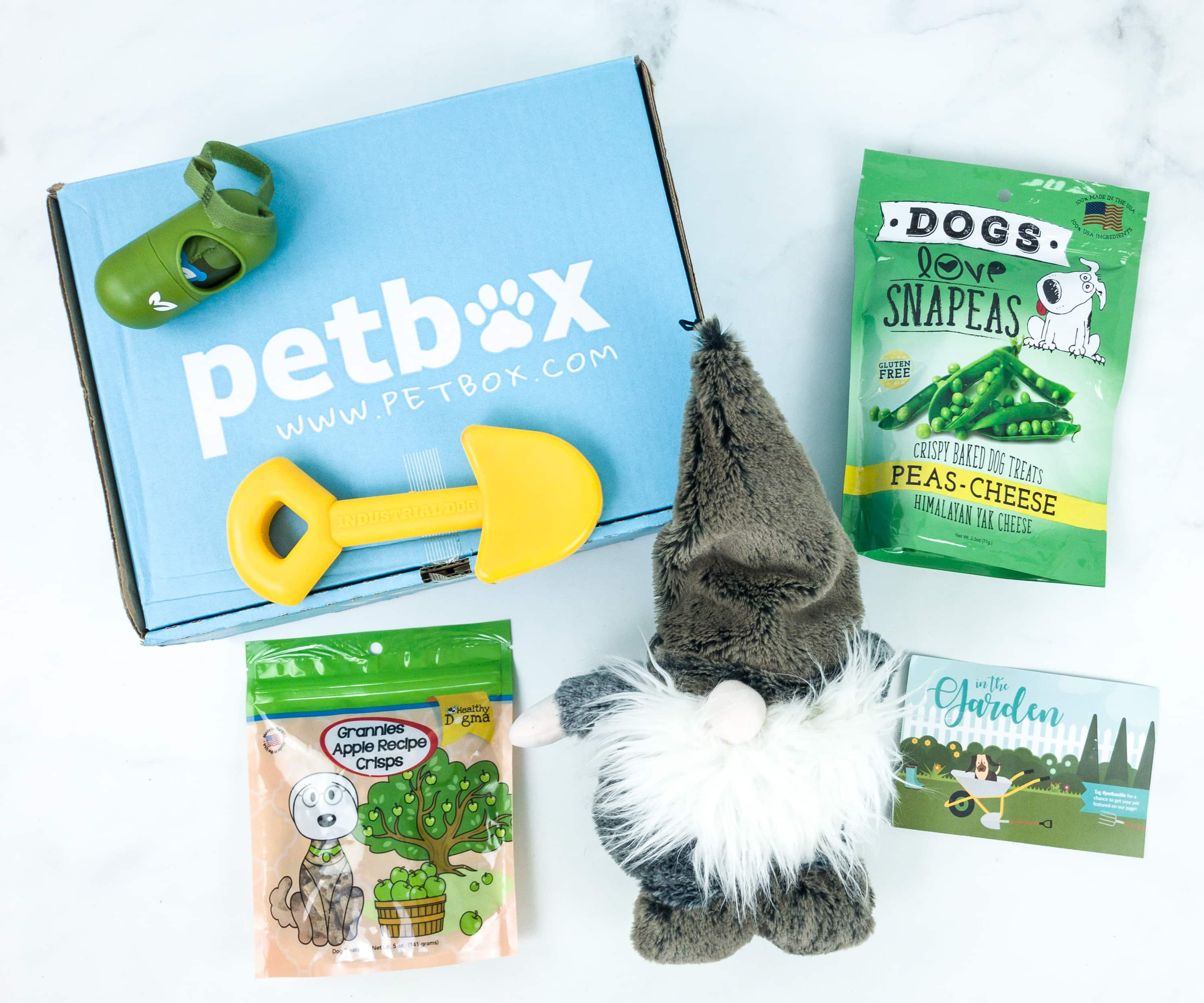 PetBox July 2019 Subscription Review & 50% Off Coupon Code – Large Dog