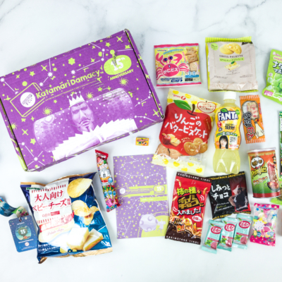 Japan Crate July 2019 Subscription Box Review + Coupon