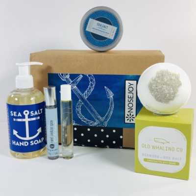 NOSEJOY July 2019 Subscription Box Review + Coupon!