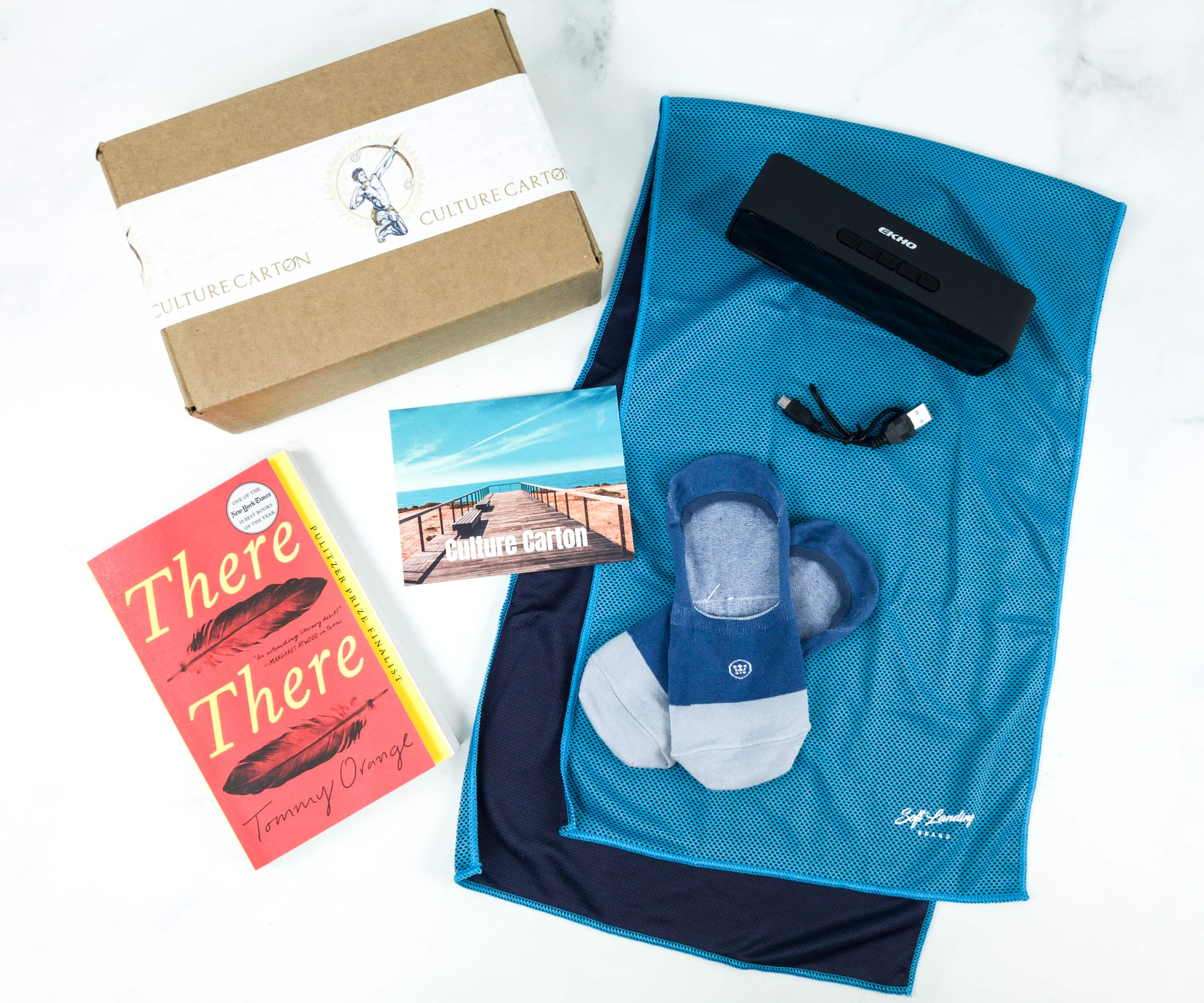 Culture Carton July 2019 Subscription Box Review + Coupon
