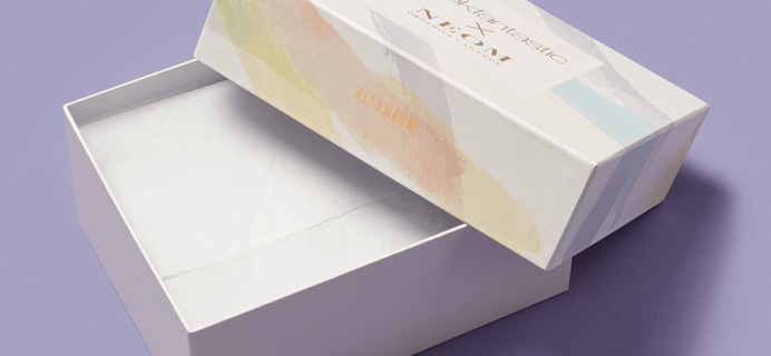 Look Fantastic x NEOM Organics Limited Edition Box Available Now + FULL Spoilers!