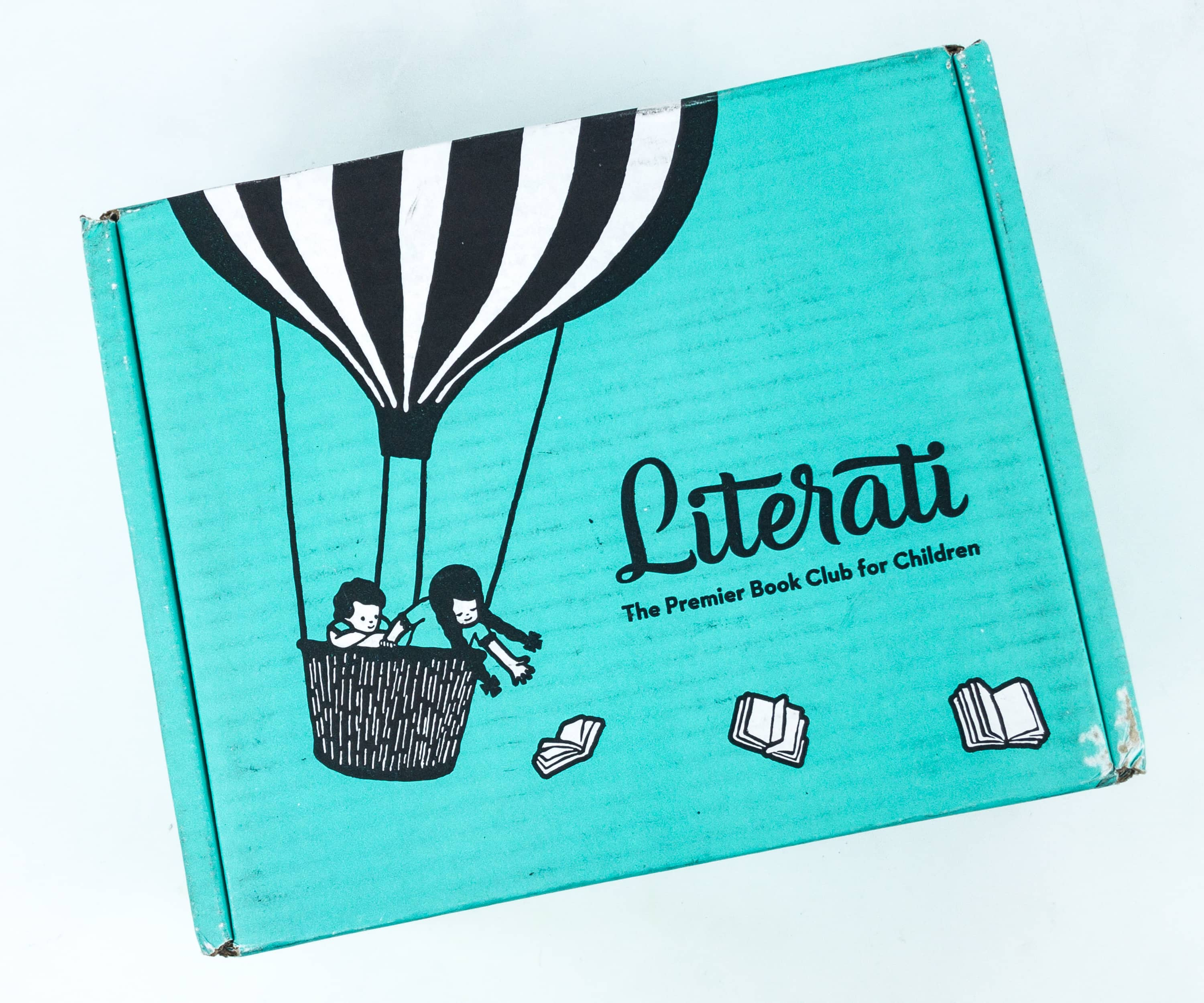 Literati Club Phoenix Box Review + Coupon - July 2019 Welcome Box