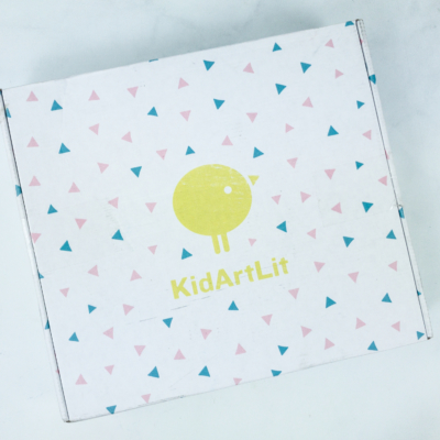 KidArtLit June 2019 Subscription Box Review + Coupon!