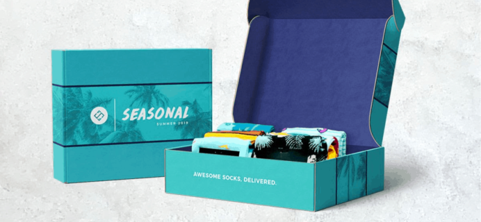 Sock Fancy Seasonal Box Christmas in July Sale: Get 25% Off!