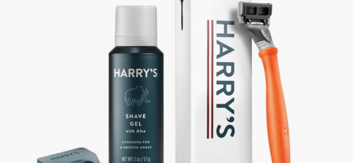 Harry's Shave Club Coupon: Get FREE Trial!