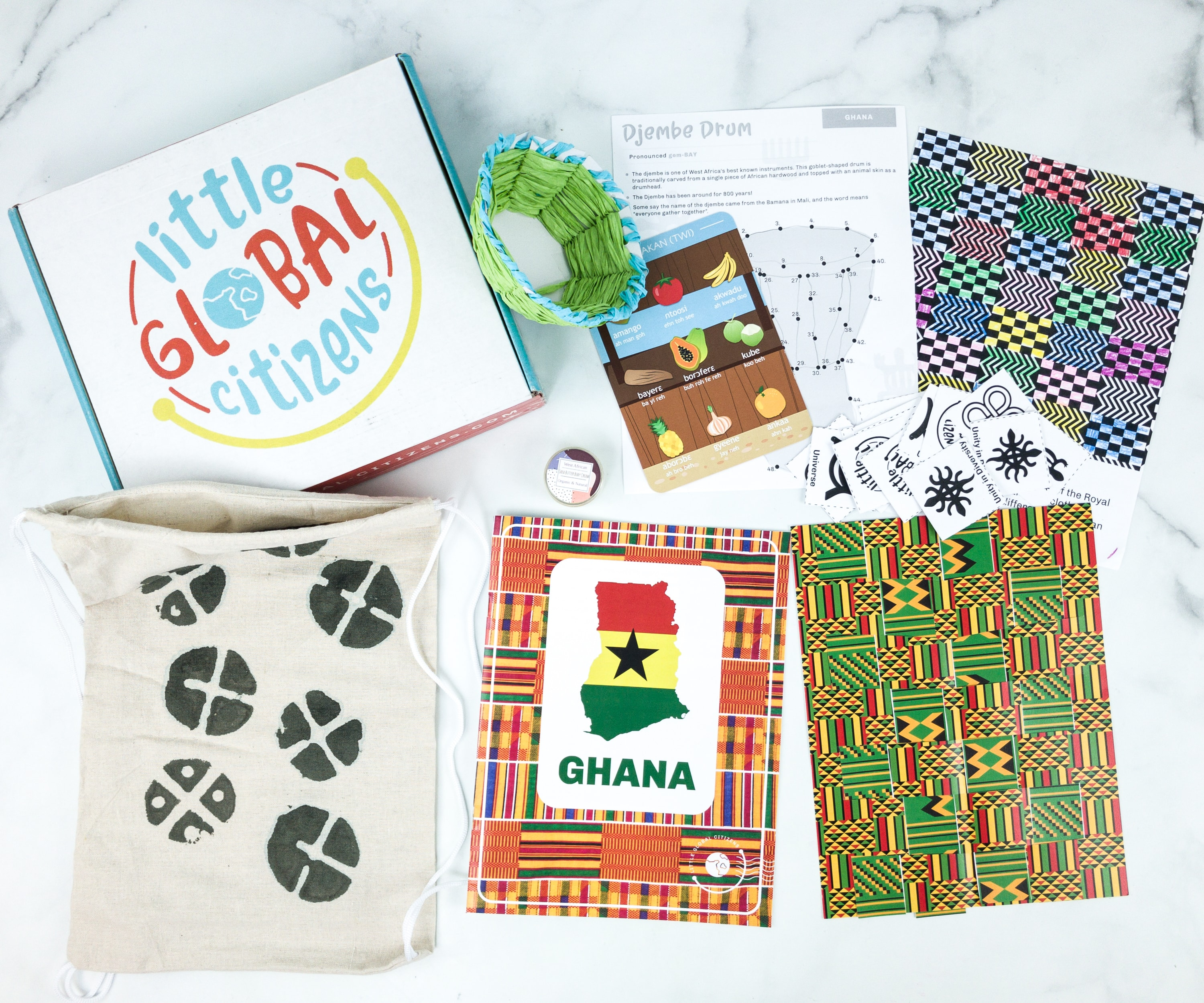 Little Global Citizens July 2019 Subscription Box Review + Coupon