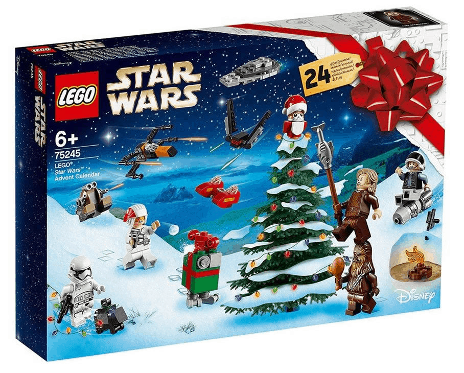2019 lego advent calendars coming soon full spoilers. Black Bedroom Furniture Sets. Home Design Ideas