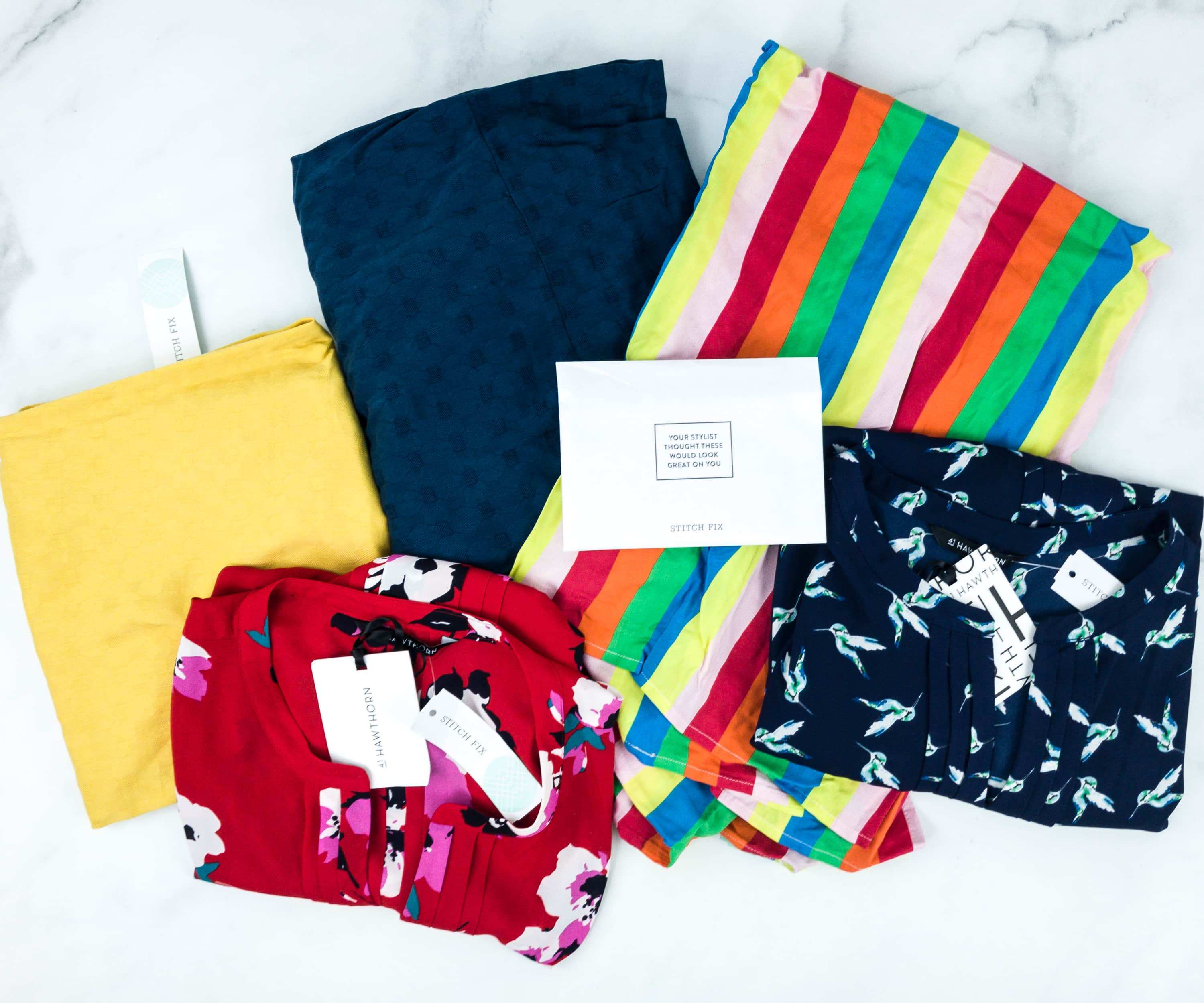 June 2019 Stitch Fix Subscription Box Review