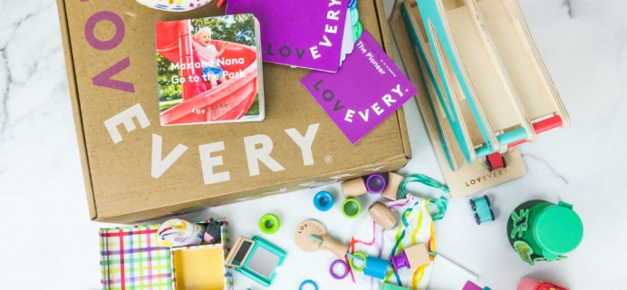 Toddler Play Kits by Lovevery Subscription Box Review + Coupon – THE PIONEER