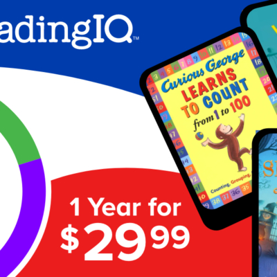 ReadingIQ Fourth of July Coupon: Get an Annual Subscription For Just $29.99!