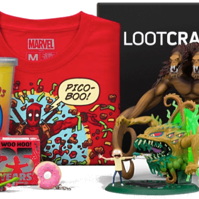 Loot Crate Subscriptions Shipping Update