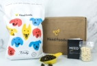 Heed Foods Dog Food Subscription Box Review + Coupon