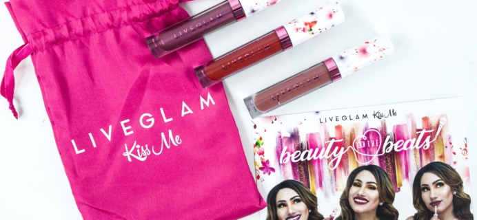 KissMe Lipstick Club August 2019 Subscription Box Review + FREE Lipstick Coupon!