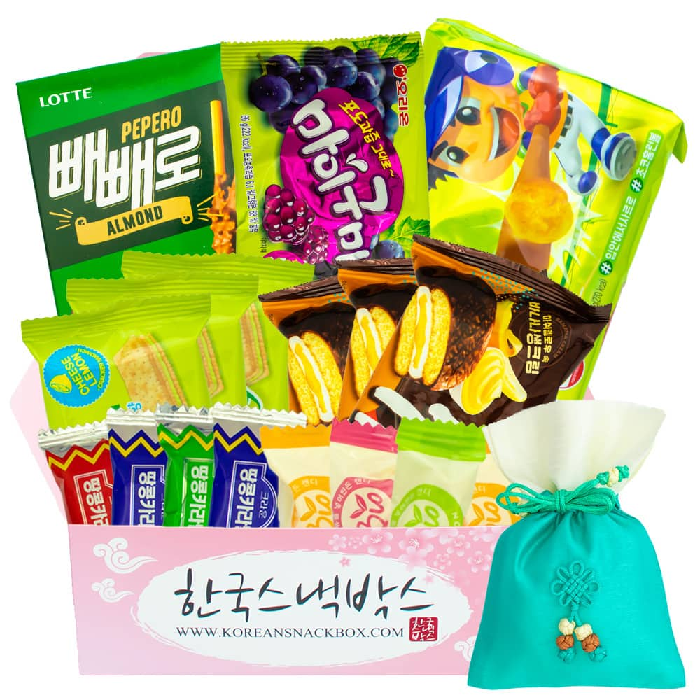 Korean Snack Box Coupon: Get 30% Off Your First Box!