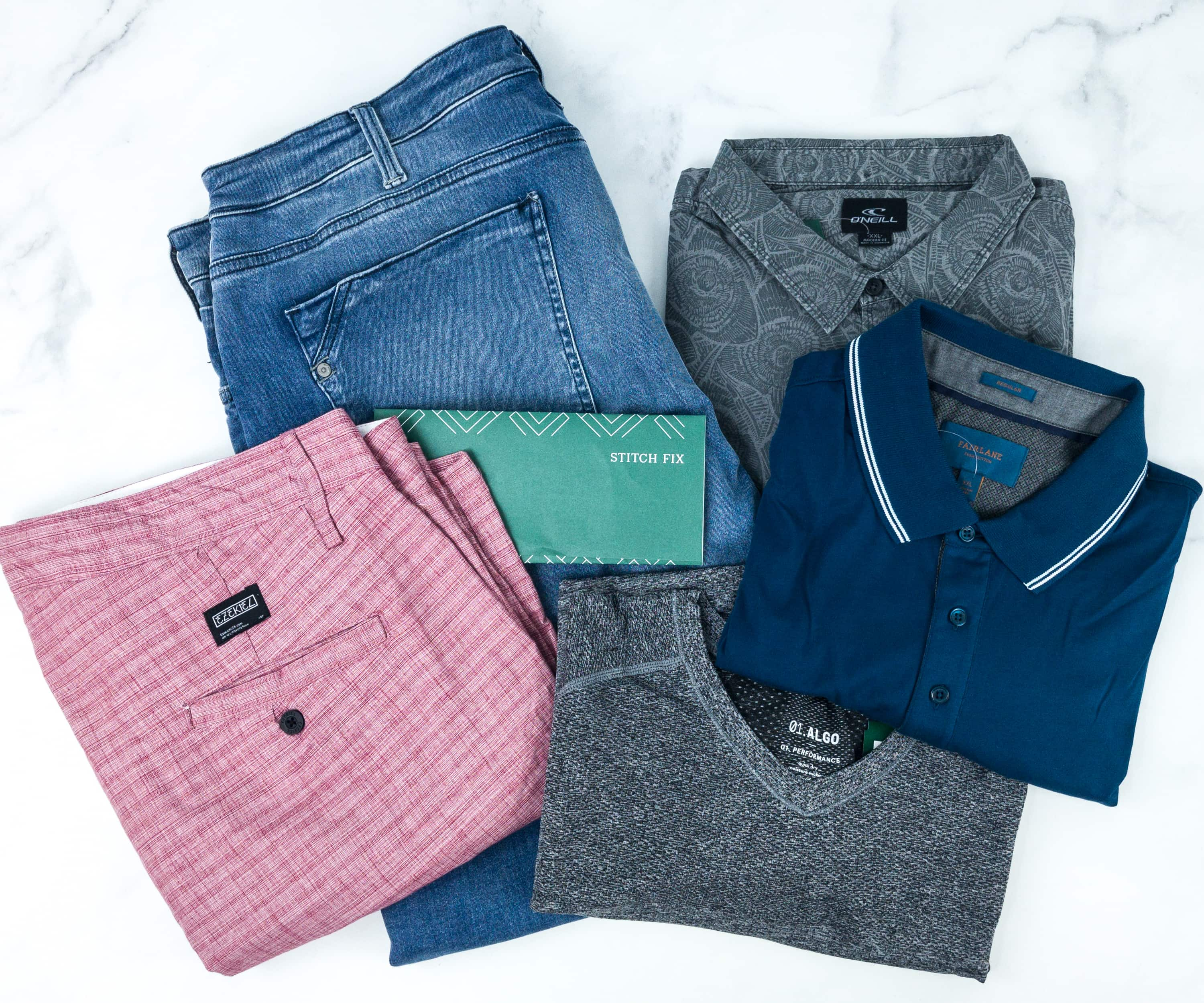 Stitch Fix Men Reviews - hello subscription