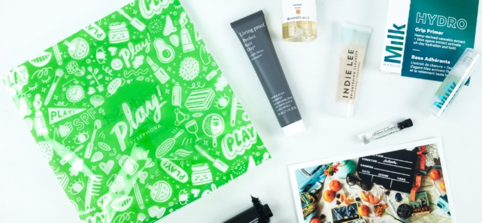 Play! by Sephora July 2019 Subscription Box Review