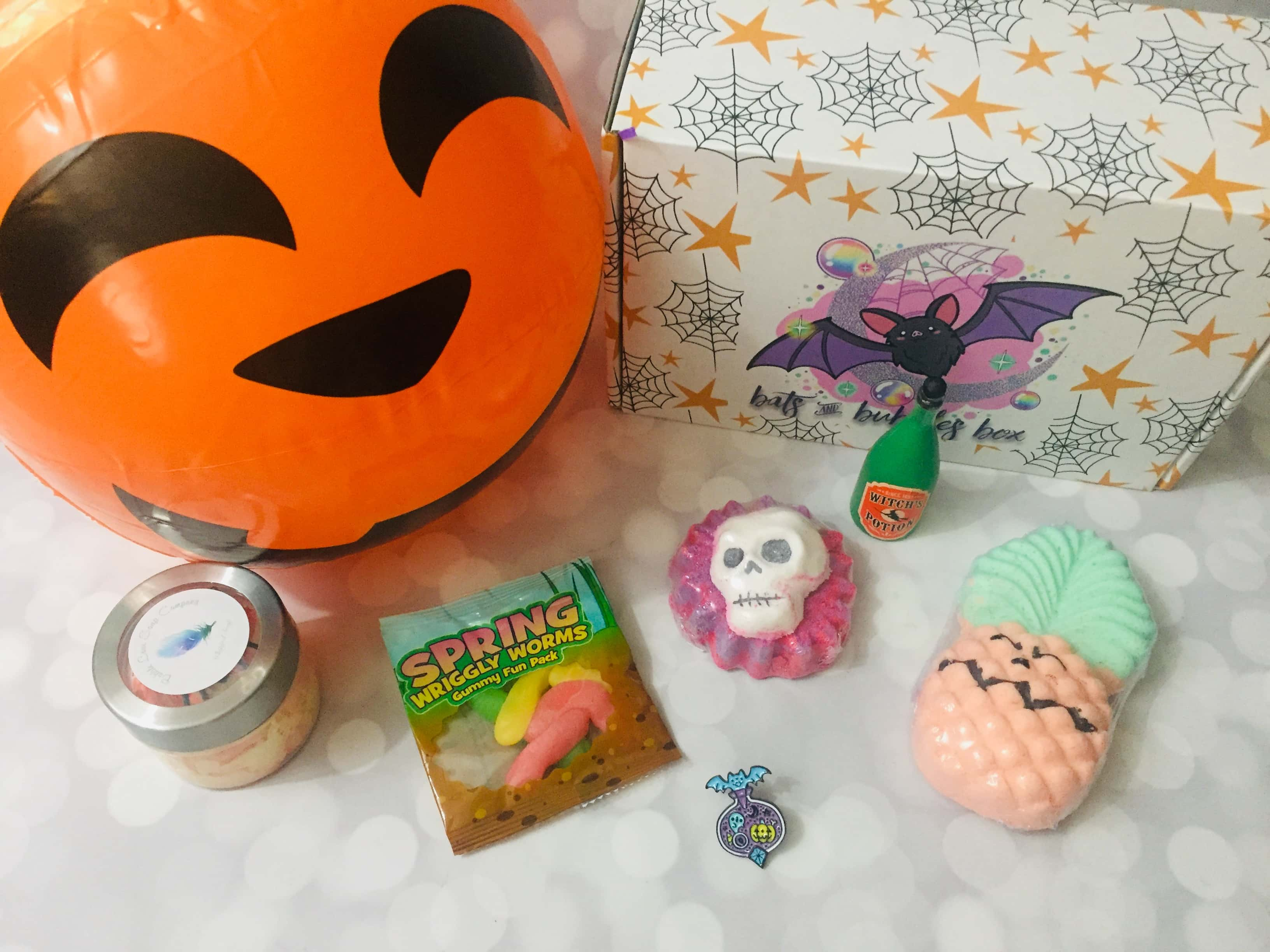 Bats and Bubbles July 2019 Subscription Box Review + Coupon!