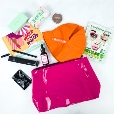 Slutbox by Amber Rose July 2019 Subscription Box Review & Coupon {NSFW}