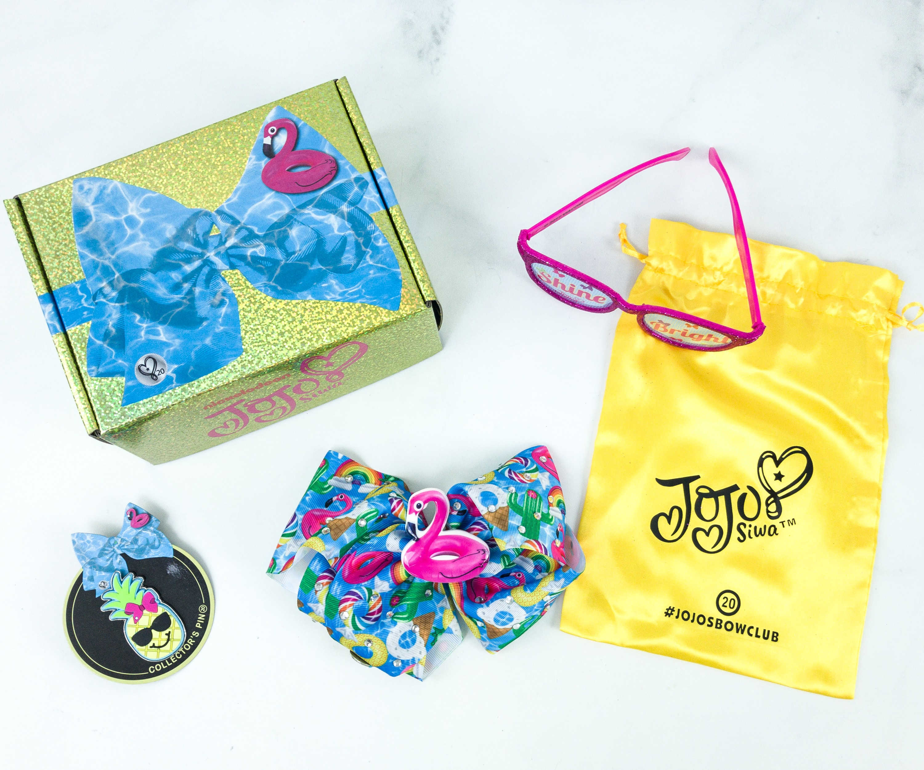 JoJo's Bow Club June 2019 Subscription Box Review + Coupon