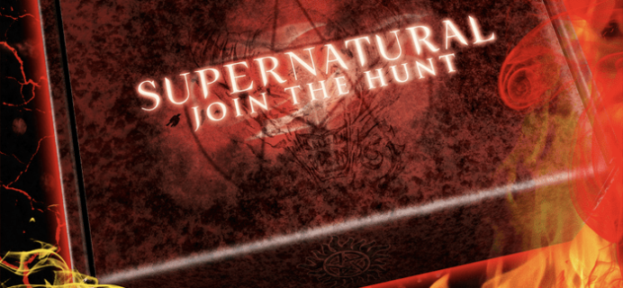 Supernatural Box Fall 2019 Full Spoilers!