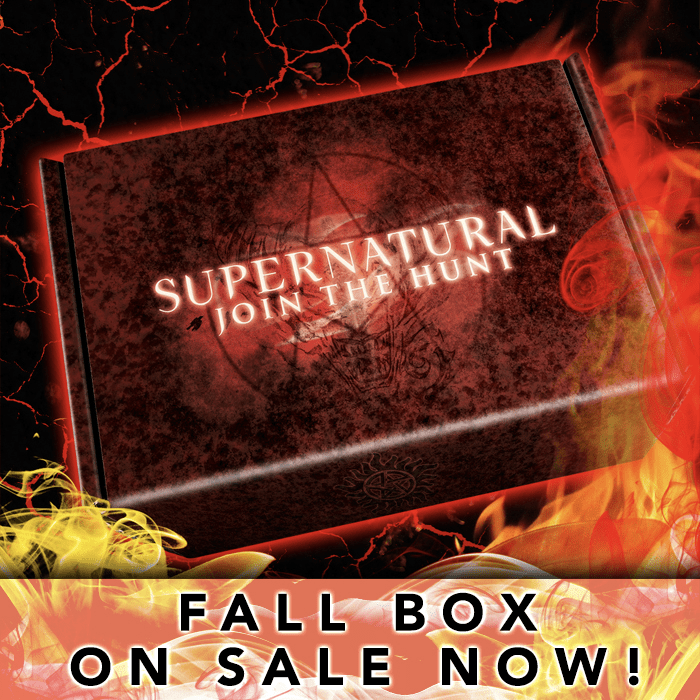 Supernatural Box Fall 2019 Spoiler #2!