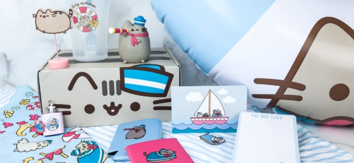 Pusheen Box Summer 2019 Subscription Box Review