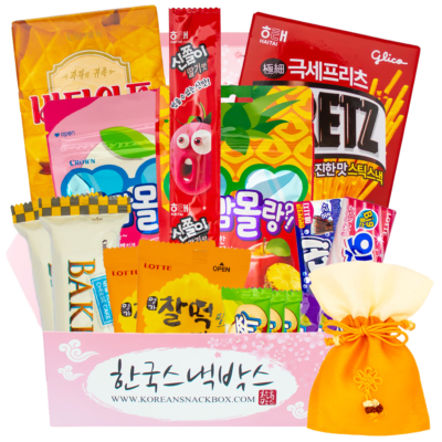 Korean Snack Box August 2019 FULL Spoilers + Coupon!