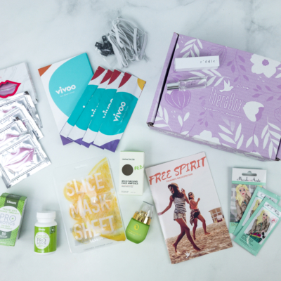 TheraBox July 2019 Subscription Box Review + Coupon