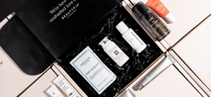 BeautyFIX August 2019 Available Now + Full Spoilers!