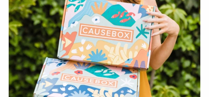CAUSEBOX Flash Sale: 40% Off – This Weekend Only!