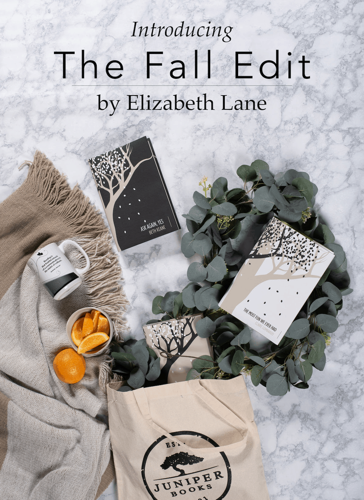 Juniper Books Library Card Fall 2019 Edit Available Now + Spoilers!