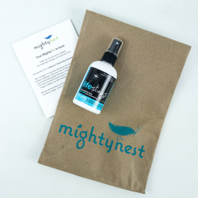 Mighty Fix August 2019 Review + First Month $3 Coupon!