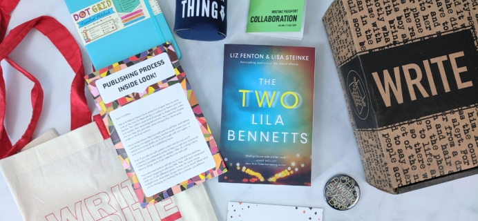 Scribbler July 2019 Subscription Box Review