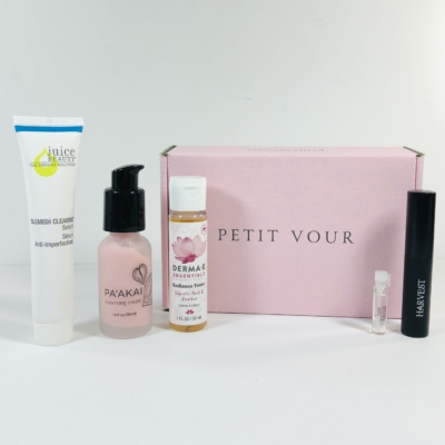 Petit Vour August 2019 Subscription Box Review & Coupon