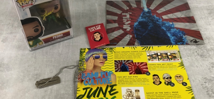 The BAM! Box June 2019 Subscription Box Review & Coupon