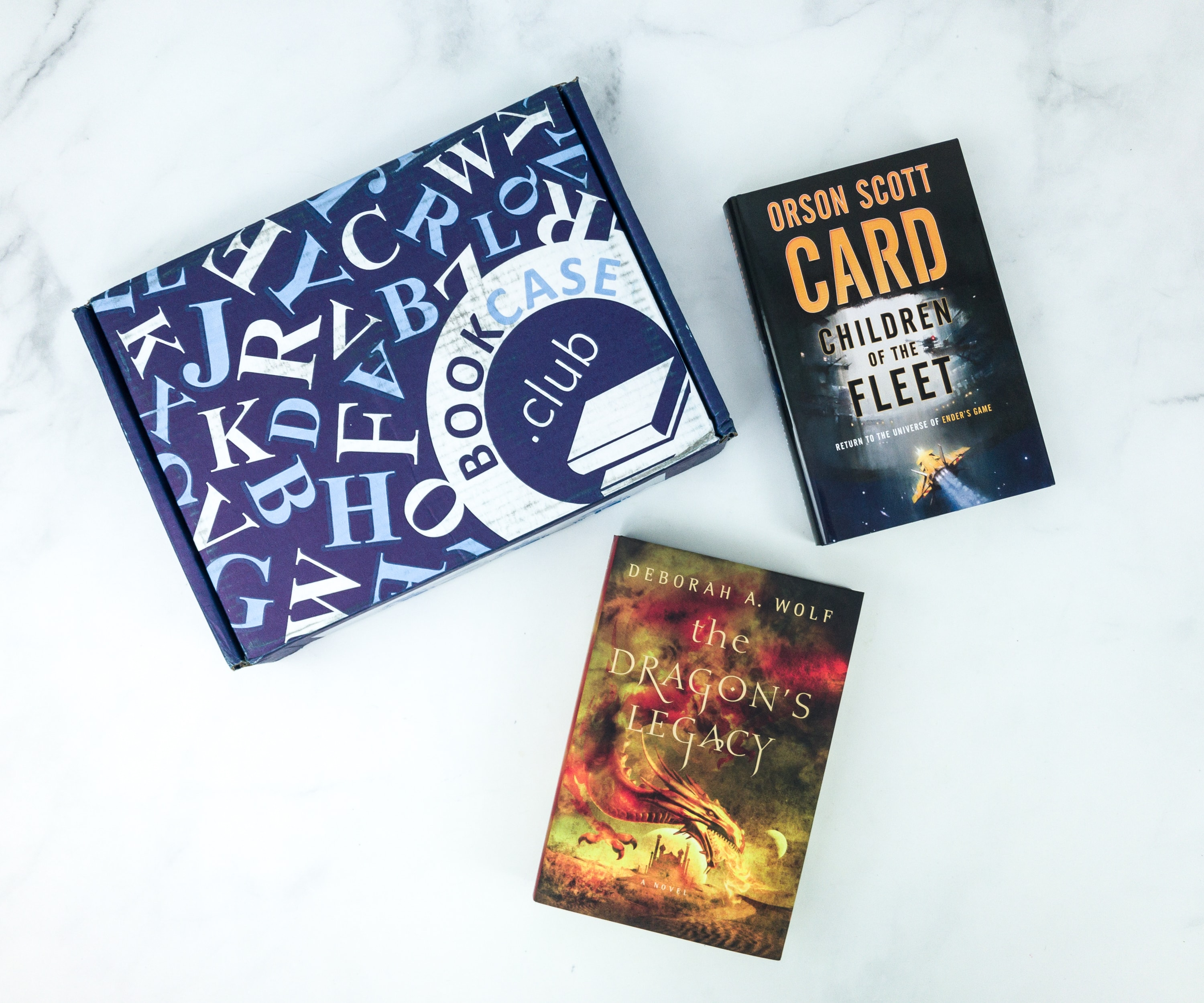 BookCase.Club August 2019 Subscription Box Review & 50% Off Coupon – Sci-Fi & Fantasy!