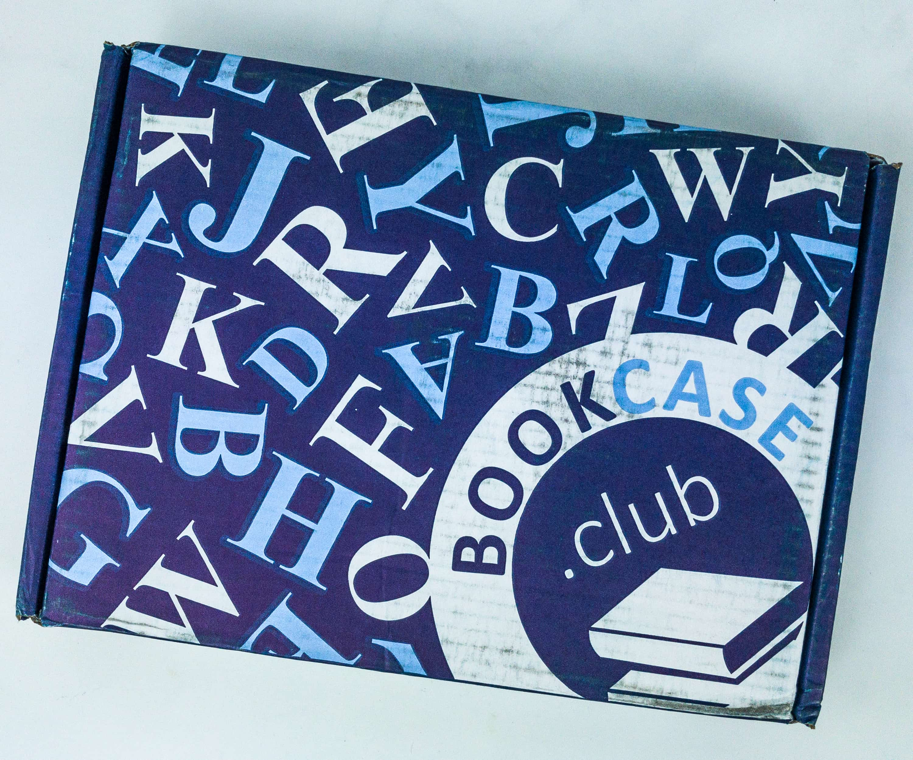 BookCase Club August 2019 Subscription Box Review & 50% Off
