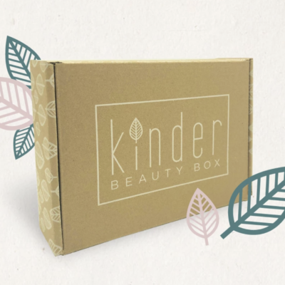Kinder Beauty Box Flash Sale: Save $8.80 – TODAY ONLY!