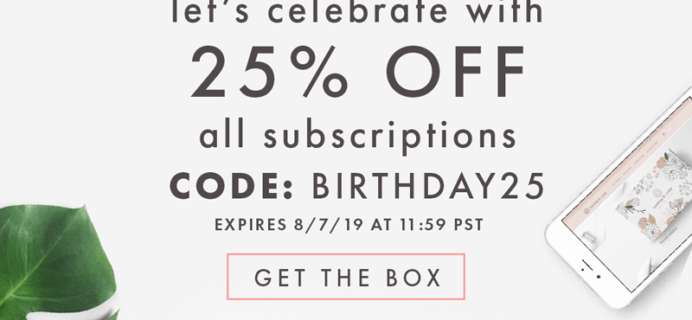 Bombay & Cedar Anniversary Flash Sale: Get 25% Off – TODAY ONLY!
