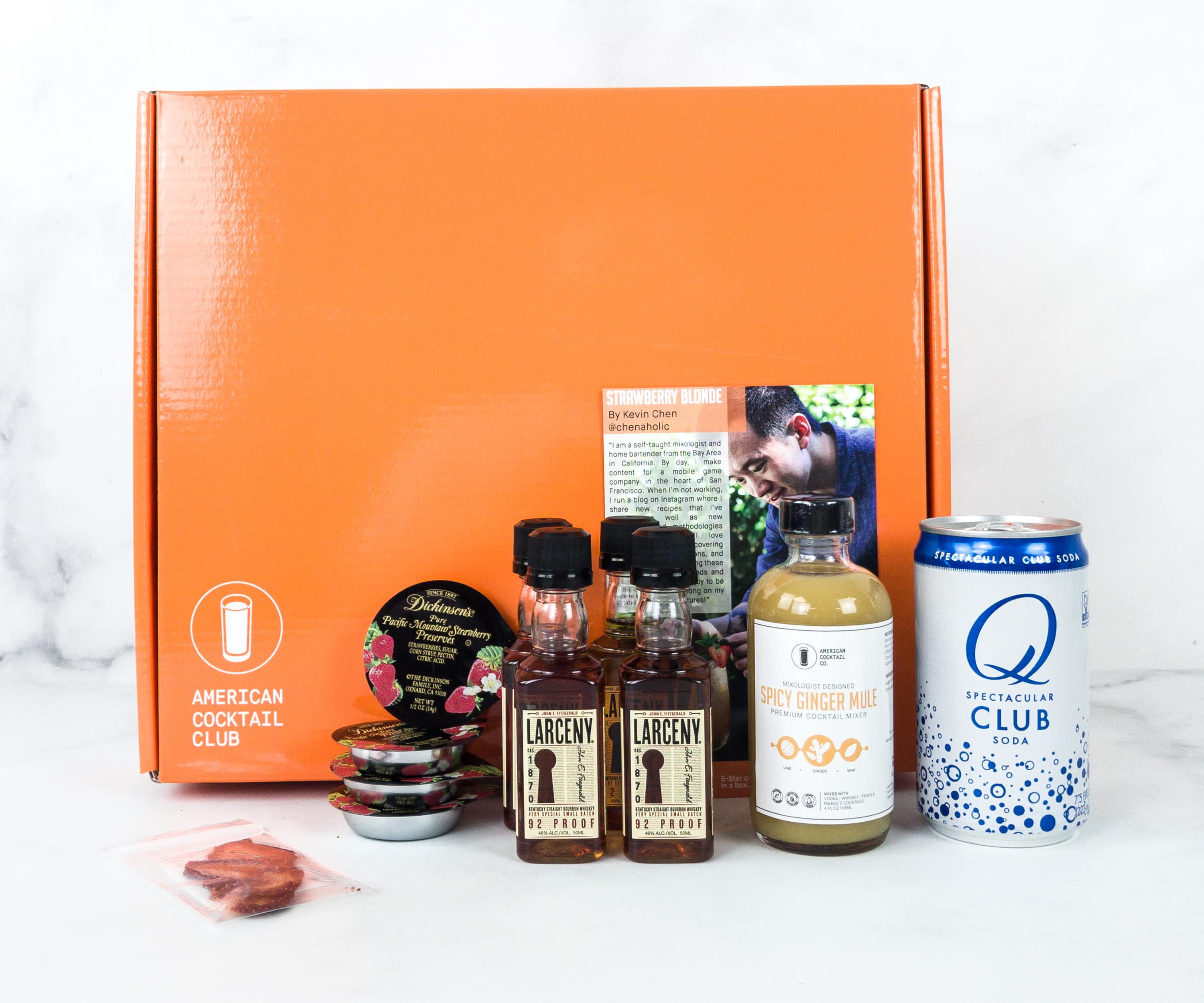 American Cocktail Club July 2019 Subscription Box Review + Coupon