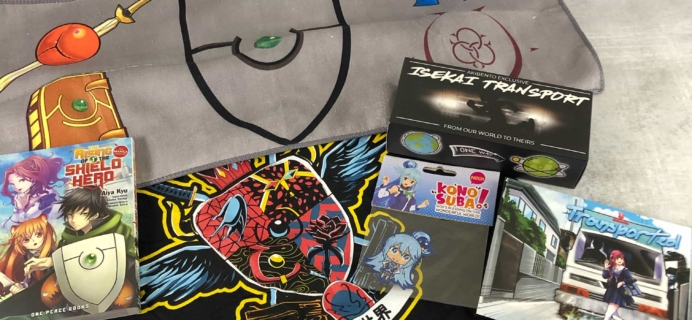 Akibento June 2019 Subscription Box Review & Coupon – TRANSPORTED