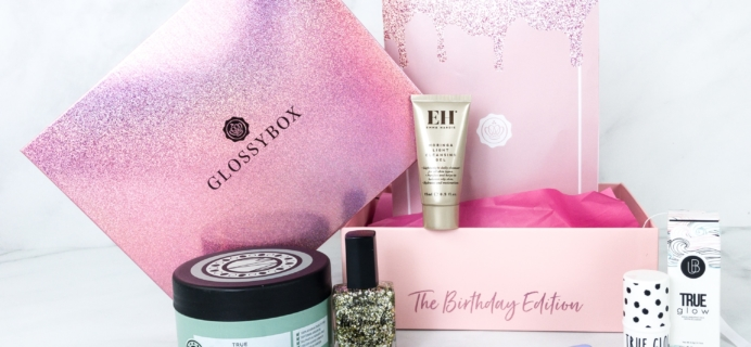 GLOSSYBOX August 2019 Subscription Box Review + Coupon