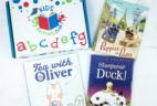 Kids BookCase Club August 2019 Subscription Box Review + 50% Off Coupon! 2-4 YEARS OLD