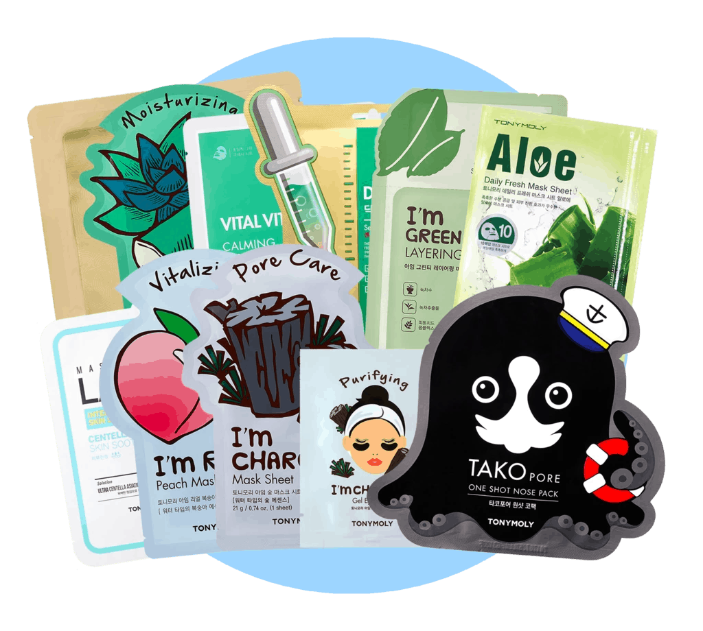 Tony Moly August 2019 Monthly Bundle Available Now + Full Spoilers!