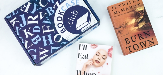 BookCase.Club August 2019 Subscription Box Review & 50% Off Coupon – Teenage Dream