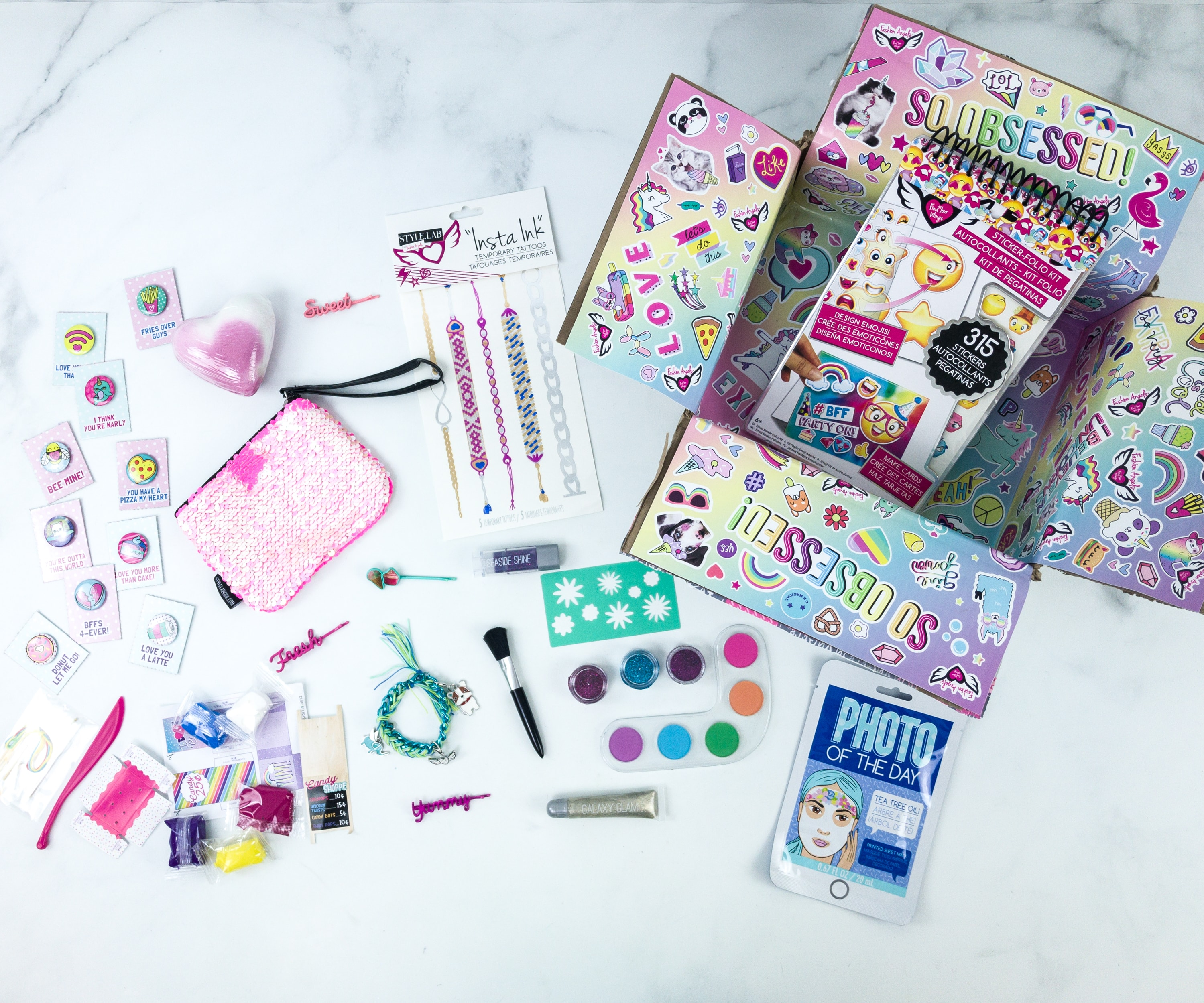 August 2019 Fashion Angels Find Your Wings Subscription Box Review + Coupon